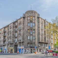 Art Nouveau, Art Deco, Roof Colors, Gaudi, Bauhaus, Hungary, Budapest, Art Gallery, Street View