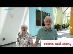 Love Never Forgets: An Alzheimer's Love Story Verna and Jerry Kinersly are the focus of this hopeful story of love and loving care. Married 60 years when Verna was diagnosed with Alzheimer's, the couple took advantage of resources provided by the Larry Ruvo Center for Brain Health in Las Vegas.