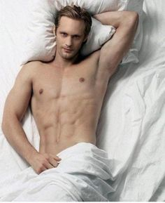 Eric Northman can go ahead and bite me!