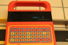 Vintage 1980's Speak and Spell, Speak & Read, Speak & Math LOT OF all 3!!!