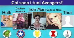 Chi sono i tuoi Avengers?