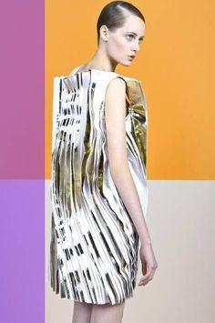 Thairine Garcia | FIT S/S 2012