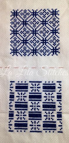 This Pin was discovered by ays Cross Stitch Geometric, Small Cross Stitch, Cross Stitch Borders, Cross Stitch Designs, Cross Stitching, Swedish Embroidery, Blackwork Embroidery, Cross Stitch Embroidery, Cross Stitch Bookmarks