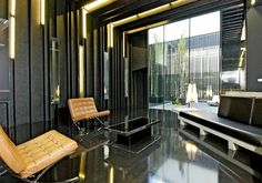 superb modern apartement decorating