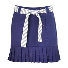 NEW - Nike Golf Skort with Detachable Shorts - Nike Ladies Golf Clothing - Nike