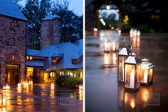 Lanterns - blue hill at stone barn http://matthewrobbinsdesign.com/portfolio/blue-hill-at-stone-barns-early-autumn-wedding/