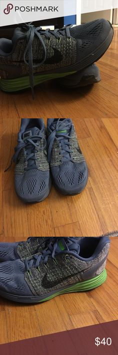 Nike Lunar Glide 8 These shoes have seen a lot of miles but could definitely see a lot more. Perfect for running! Nike Shoes Sneakers