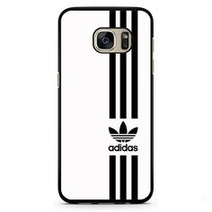 White Straight Adidas Phonecase Cover Case For Samsung Galaxy S3 Samsung Galaxy S4 Samsung Galaxy S5 Samsung Galaxy S6 Samsung Galaxy S7