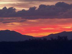 Organ Mountain Sunset, Alamogordo, NM