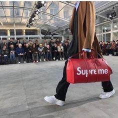 """raimovroman: """" Supreme X Louis Vuitton """""""