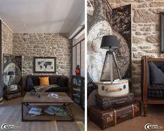 « Villa Esprit de Famille » ~ e-magDECO : Magazine de décoration