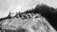 Soldiers on WWI's Italian Front fought enemies frostbite and avalanches