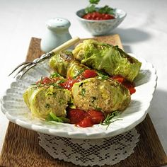 Green core and savoy roulades - Pink Unicorn Beef Recipes, Vegetarian Recipes, Healthy Recipes, Roulade Recipe, Bear Cakes, Cocktail Recipes, Pumpkin Spice, Healthy Snacks, Cravings