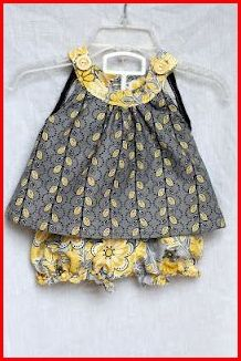 Sewing For Kids Toddler Snappy Top Bloomers (Free Pattern Baby Dress Patterns, Baby Clothes Patterns, Sewing Patterns Free, Clothing Patterns, Free Pattern, Baby Dress Pattern Free, Babies Clothes, Children Clothes, Baby Bloomers Pattern
