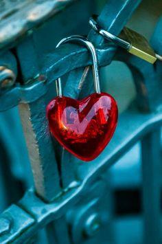 Heart Lock <3 <3 <3