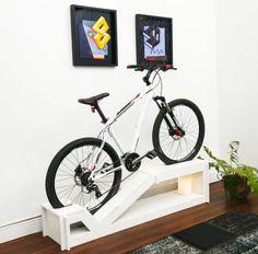 30 Minimalist Bike Storage Ideas For Small Apartments