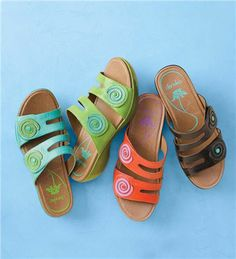Dansko, a fun summer sandal