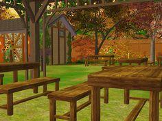 simper fi, Oakwood Biergarten (½) Finally finished this lot -...