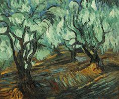 Van Gogh - Olive Tree- overstockArt.com