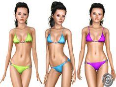 pizazz's Bikini Set 01 -FA-YA