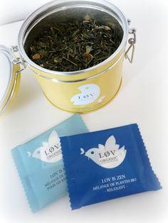 Love loose tea!!