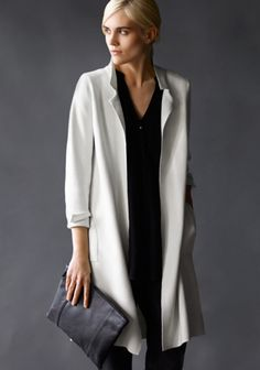 EILEEN FISHER's Looks We Love. How to Wear the Fall/Winter Trends.