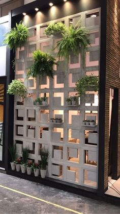 20 Amazing Wall Outdoor Design Ideas 20 Amazing Wall Outdoor Design Ideas CHAZ SILVA chazzzerrific design RETAIL DESIGNS Do you need outdoor designs ideas The first step nbsp hellip wall design Decor, Outdoor Design, House Design, Wall Design, Patio Wall, Hanging Plants, Outdoor Walls, Room Partition Designs, Hanging Plants Indoor
