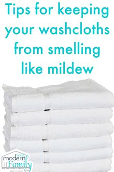 5 hacks for cleaner laundry (crayon stains, mildew smell and more)