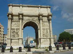 Porte d'Aix - Marseille