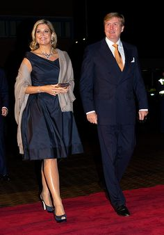 Queen Maxima and King Willem-Alexander celebrate 200 years of the Kingdom of The Netherlands - Photo 11 | Celebrity news in hellomagazine.com