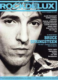 Blog Springsteen (My City In Ruins): Revistas y Diarios