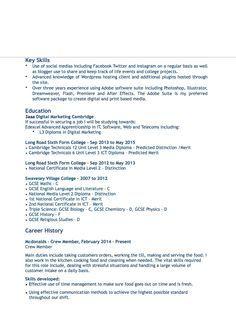 Cv Template Xing Resume Format Cv Template Free Professional Resume Template Templates