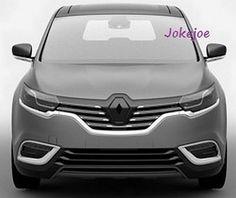 Nuova Renault Espace 2015, debutto al Salone di Parigi [FOTO]