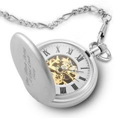 REVEL: Pocket Watch