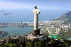 Cristo redentor no Rio de Janeiro HD   FotosWiki.org