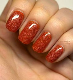 15 Thanksgiving Nail Art Designs You Can Wear All Fall Long via Brit + Co.
