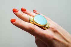 Golden Turquoise via Carriça