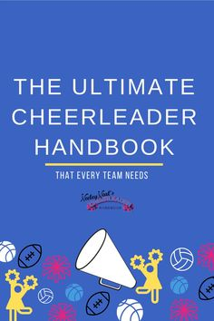 Welcome to Cheerleader Handbook! We are the go-to source for our virtual home for all things cheer! Whether you're looking for routines, guides, or cheerleading ideas, you need to start using this ultimate guide to perfecting cheer magic at any level of cheer! Cheerleading Workouts, Cheerleading Cheers, Cheer Workouts, Cheer Coaches, Cheerleader Hairstyles, Cheer Dance Routines, Cheers And Chants, Good Cheer, Stunts