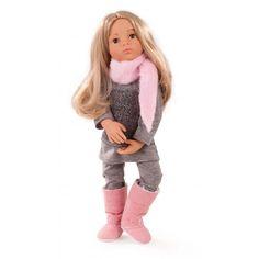 GOTZ Happy Kidz Emily Doll 50 cm.#toys2learn#jointed#gotz#dolls#50cm#blonde#hair#beautiful#australia#