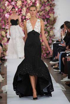 Oscar de la Renta Spring/Summer 2015 | Fashion, Trends, Beauty Tips & Celebrity Style Magazine | ELLE UK