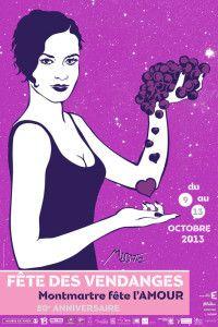 fête des vendanges de montmartre! OCTOBRE 9-13