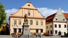 Tábor - Jan Žížka square