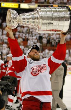 2008 Stanley Cup Champs