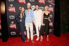 Florida Georgia Line Attend the 2017 iHeartRadio Music Awards