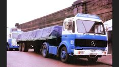 Mercedes Benz, Mercedes Truck, Cool Trucks, Old And New, Classic, Vehicles, Truck, Vintage Trucks, Derby