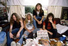 Metallica by Ross Halfin