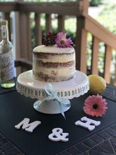 Royal Wedding Cake (my version) . Elderflower and lemon. #royalcake #cake #lemon #recipe #elderflower