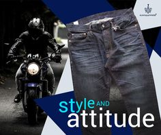 Be different in style and attitude. Try the Blue Line Regular jeans. Denim Branding, Blue Line, Attitude, Jeans, Style, Fashion, Swag, Moda, Fashion Styles