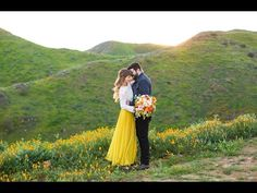 Colorful Super Bloom Engagement Session in a Poppy Field - Green Wedding Shoes Beautiful Songs, Beautiful Love, Engagement Pictures, Engagement Shoots, Wedding Portraits, Wedding Photos, Portrait Poses, Wedding Photo Inspiration, Say I Love You