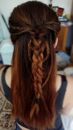 Braid hair ^^